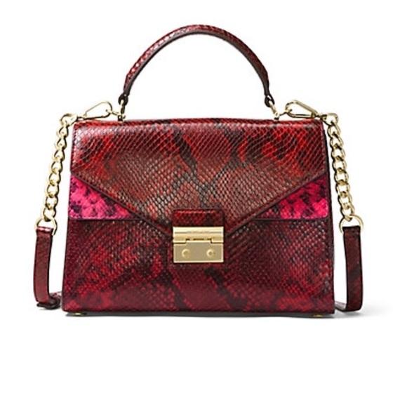 4e4aeef0b6b0e7 MICHAEL Michael Kors Bags | Michael Kors Sloan Medium Leather ...